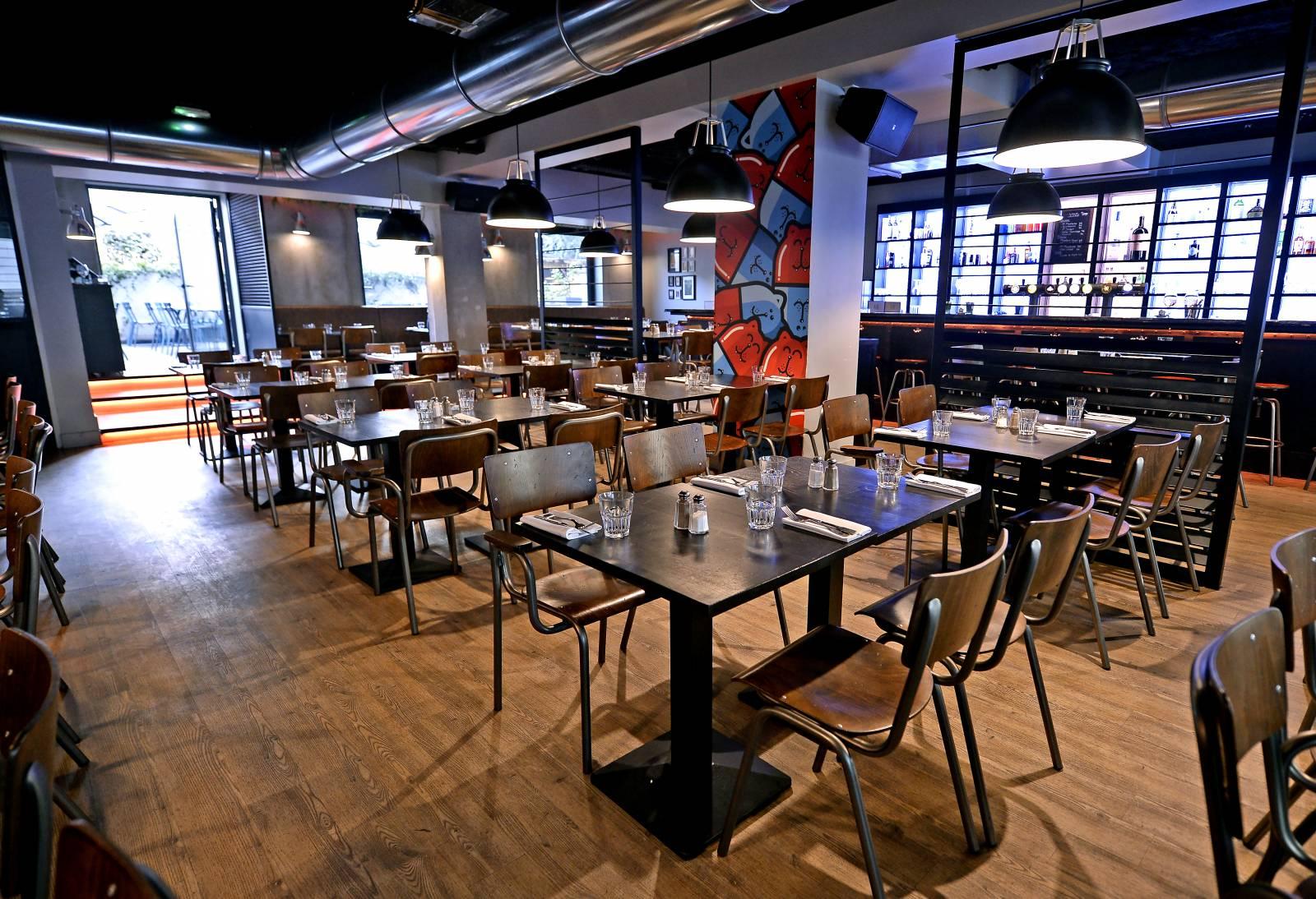 Restaurant Brasserie pour vos repas de midi - GOT MILK